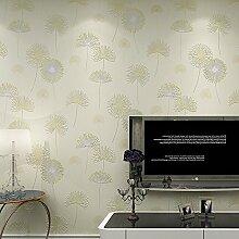 Cunguang Tv - Hintergrund - Wand Warme Idyllischen Nicht Aus Tapete Schlafzimmer Wohnzimmer Tv - Hintergrund Hochzeitszimmer Aus Geweben 0 52 * 10 Beige