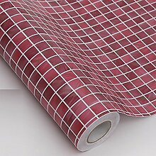 Cunguang wasserfeste Selbstklebende Tapete 61 cm breit * 3 Meter Zwei
