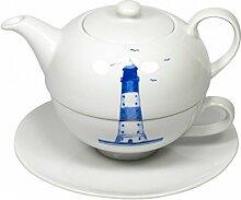 Cup und Mug Tea for One Leuchtturm 500ml