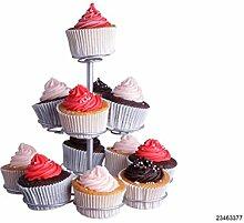 Cupcake Muffin Halter Ständer Etagere für 13