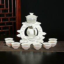 CUPWENH 11 Pcs/Viel Vintage Automatische Home Tee