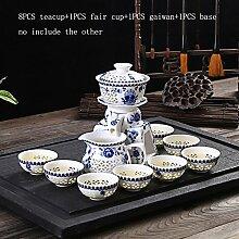 CUPWENH 11 Pcs/Viele Chinesischen Stil