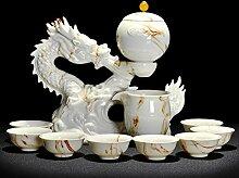 CUPWENH 11 Pcs/Viele Kreative Automatische Keramik