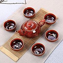 CUPWENH Chinesische Brennofen Glasuren Keramik