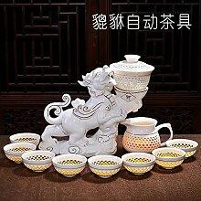 CUPWENH Chinesische Halbautomatische Teeservice
