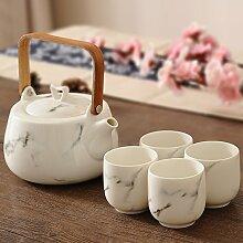 CUPWENH Chinesische Teezubereitung Teeutensilien