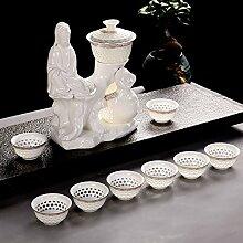 CUPWENH Kreative Vintage Chinesischen Kung-Fu-Tee