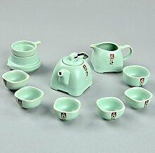 CUPWENH Ru Brennofen Celadon Keramik Und Porzellan