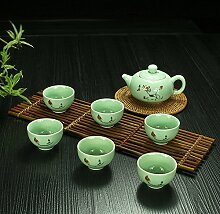CUPWENH Yuhang China Celadon Teeservice Keramik
