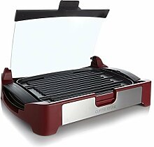 Curtis Stone Nonstick Reversible Grill/Griddle with Glass Lid by Curtis Stone