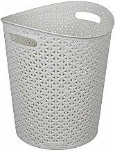 CURVER Papierkorb H:32/D:28 Kunststoff Korb