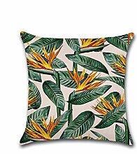 Cushion Cover 45 * 45 cm Kissenbezug Heimtextilien