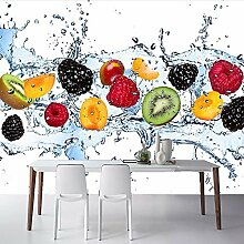 Custom Wall Painting Fresh Fruit Fototapete