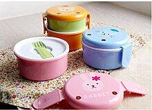 Cute Animal Lunch Box japanischen
