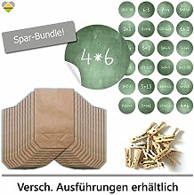 cute-head DIY Adventskalender Set » M | als