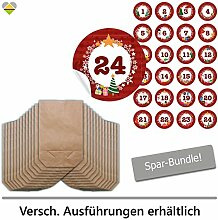 cute-head DIY Adventskalender Set » M |