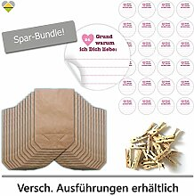 cute-head DIY Adventskalender Set » M | Grund