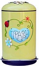 Cute Mülleimer mit Deckel Mülleimer Creative