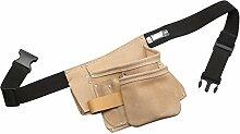Cutting Line Werkzeug-Gürteltasche - 6 Taschen -