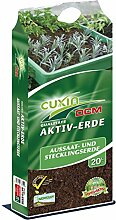 Cuxin Anzuchterde 40 L ● Aussaaterde feine