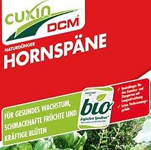 Cuxin Bio Hornspäne für ca. 50 m² 2,5 Kg