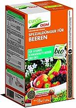 Cuxin Bio Obst und Beerendünger für ca. 15