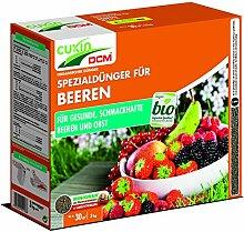Cuxin Bio Obst und Beerendünger für ca. 30