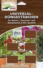 CUXIN DCM UNIVERSAL-Düngestäbchen für Balkon-,