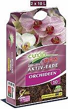 Cuxin Orchideenerde 20 L ● Orchideensubstrat ●