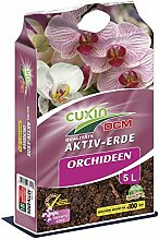 Cuxin Orchideenerde 5 L ● Orchideensubstrat ●