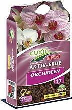 Cuxin Sparset Orchideenerde 30 L + Flüssigdünger