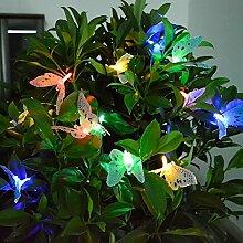 cuzile Außen Solar Licht Garten wasserdicht 12