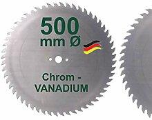 CV Sägeblatt 500 x 30 mm KV-A Wolfszahn