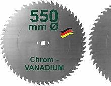 CV Sägeblatt 550 x 30 mm KV-A Wolfszahn