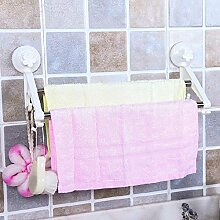CWAIXX Badezimmer Handtuch Halter Edelstahl