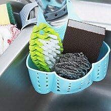 CWAIXX Home Kitchen Racks Waschbecken Wasserhahn