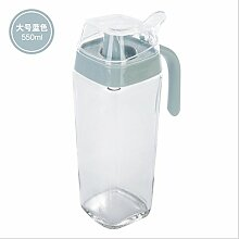 CWAIXX Küche Glas Öl und Essig Flaschen von Soja