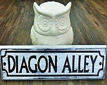 cwb2jcwb2jcwb2j Diagon Alley Fan Art Diagon Sign