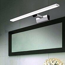 CWJ Badspiegel-Lampen- (Lichtmast einziehbar)