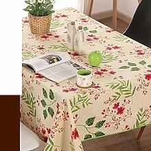 CWJ Tischdecke-Moderne und Einfache Spitze