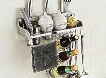 CWJ Wandmontage Küche liefert Lagerregal,