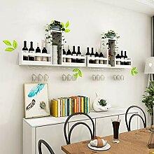 CWJ Weinregal Europäischen Kreative Wand