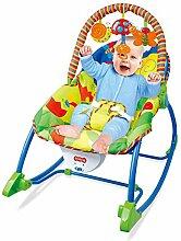 CWLLWC Baby-Schaukelstuhl, Baby Kleinkind