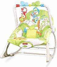 CWLLWC Baby Schaukelstuhl, elektrische Babybett,