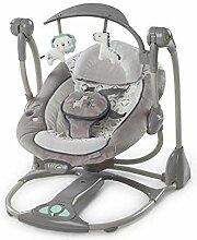 CWLLWC Baby-Schaukelstuhl Elektro, Wiege Baby
