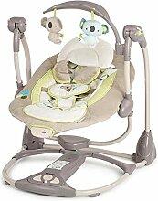 CWLLWC Baby-Schaukelstuhl, Kind schläft Artefakt