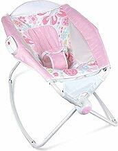 CWLLWC Baby-Schaukelstuhl, Kinder Baby Wiege Stuhl