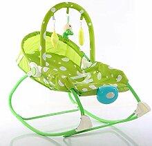CWLLWC Baby-Schaukelstuhl, Stühle Kinderzimmer