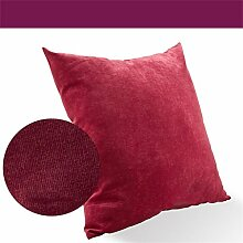 CWT-Kissen einfach Bettseite Kissen Sofa Kissen Rückenlehne Kissen Lordosenstütze gemütlich entspannen Kord Eine Vielzahl von Farben Mehrere Größen Bequeme Kissen ( farbe : #7 , größe : 45cm*45cm )
