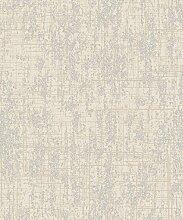CWV Tapete Reiseuhr,, Texture Cream, Full Roll